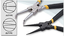 Circlip Pliers, Internal