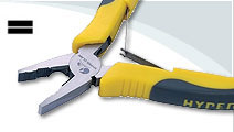 ESD Mini Combination  Pliers