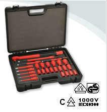 VDE Socket set