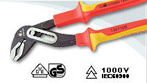 VDE Water Pump Pliers