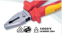 VDE combination pliers European type