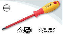 VDE EN60900 slotted screwdriver